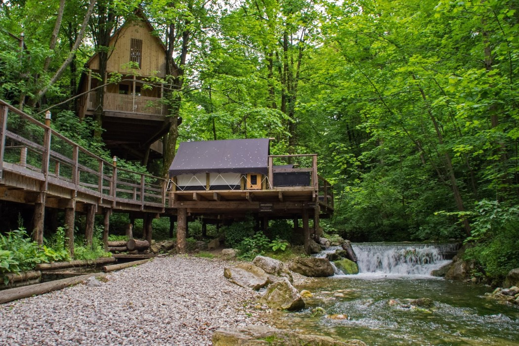 10 of Slovenia's Most Amazing Glamping Accommodations