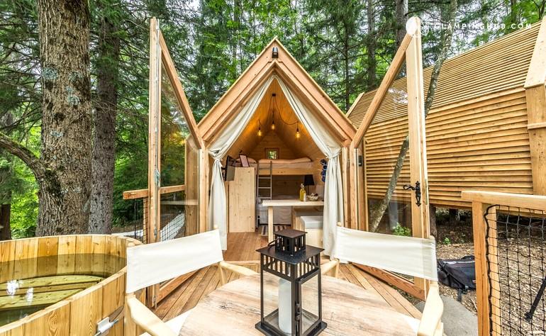 Luxury Tree House Bled Slovenia