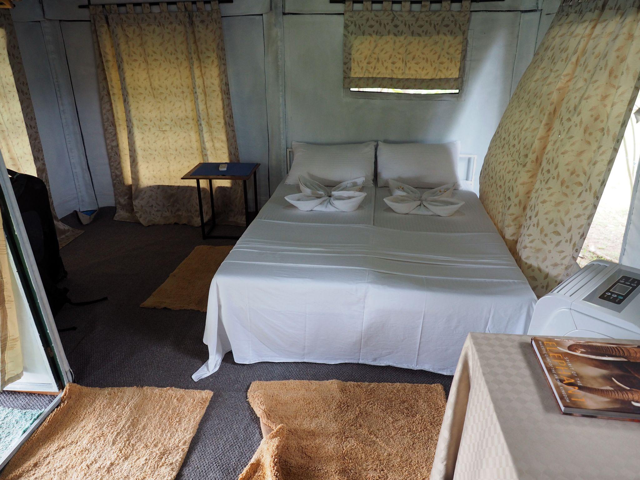 Master Campers Udawalawe Safari Tent