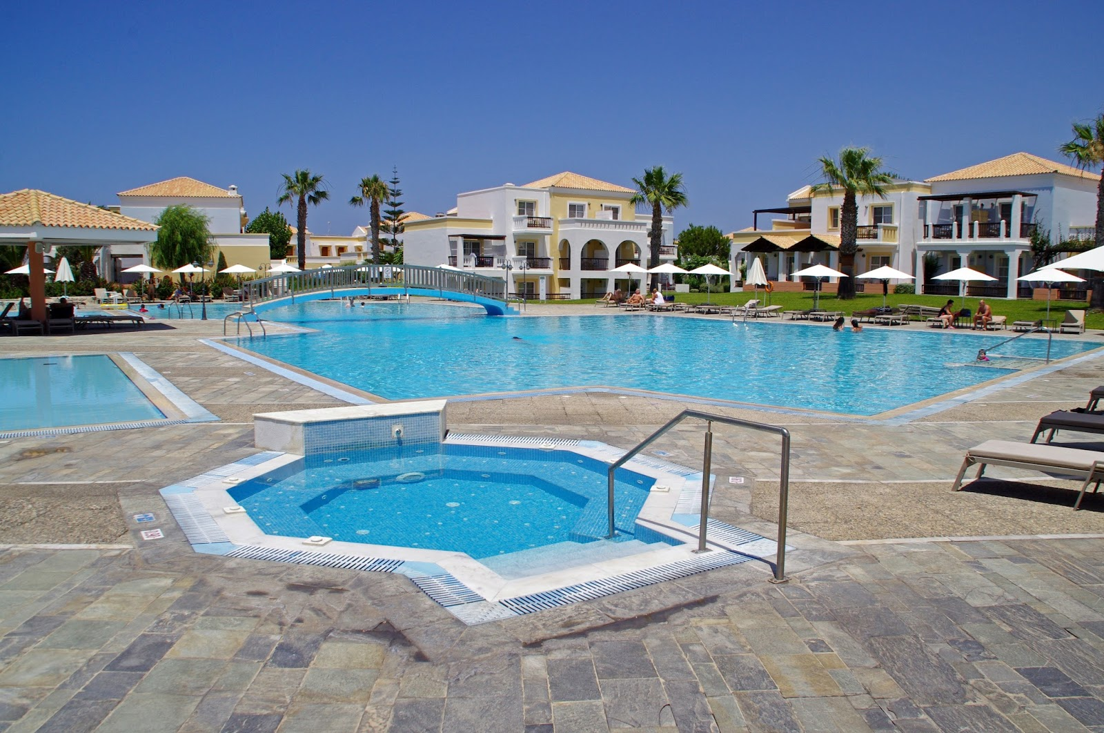 Neptune Resort & Spa Kos Swimming Pool