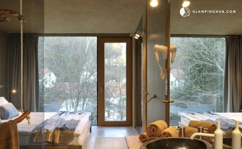 Sea Inspired Eco Suite Slovenia