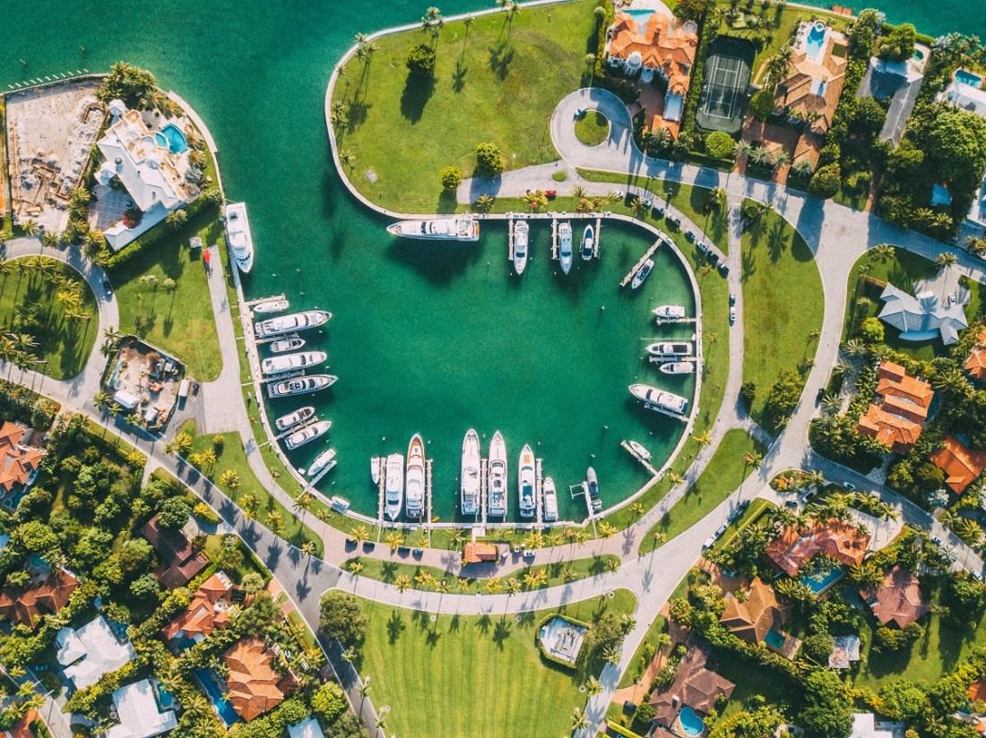 Sunset Islands Miami