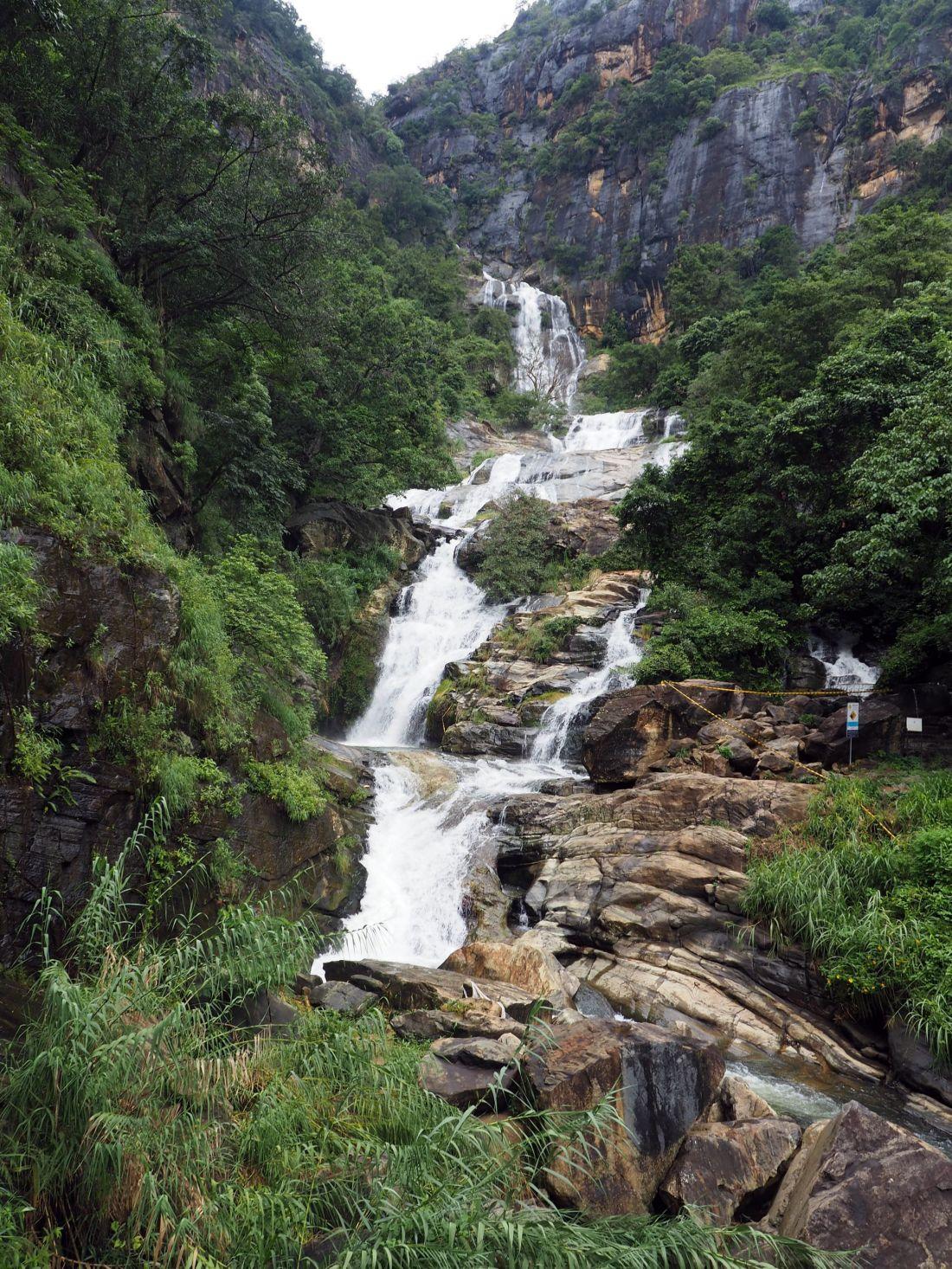 Waterfall Sri Lanka
