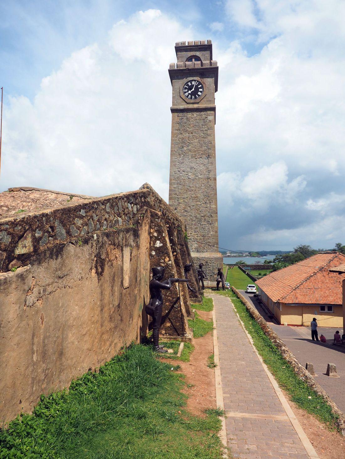 Belltower Galle