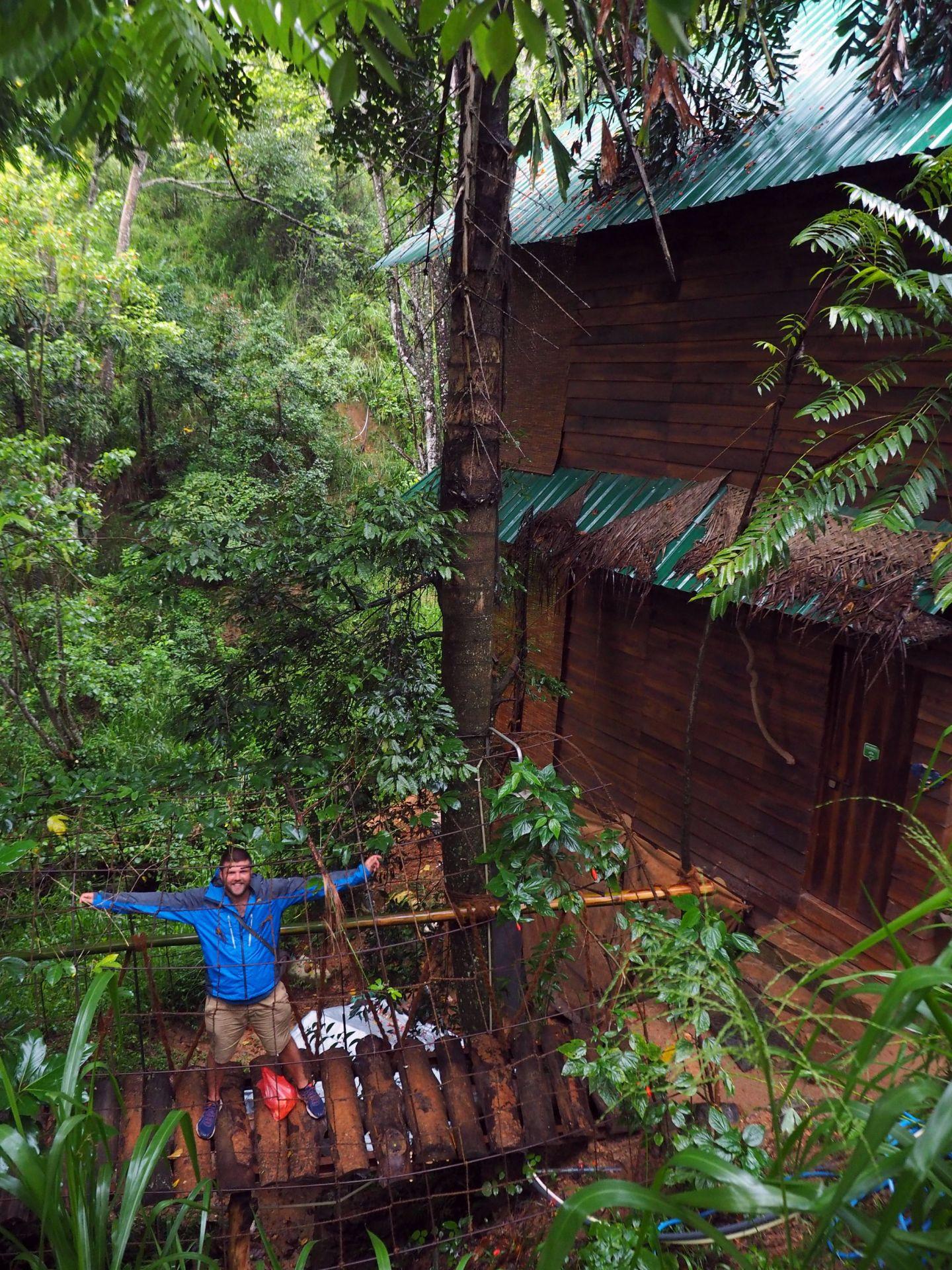 Dan in Ella Sri Lanka