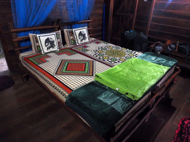 Ella Eco Lodge Bedroom