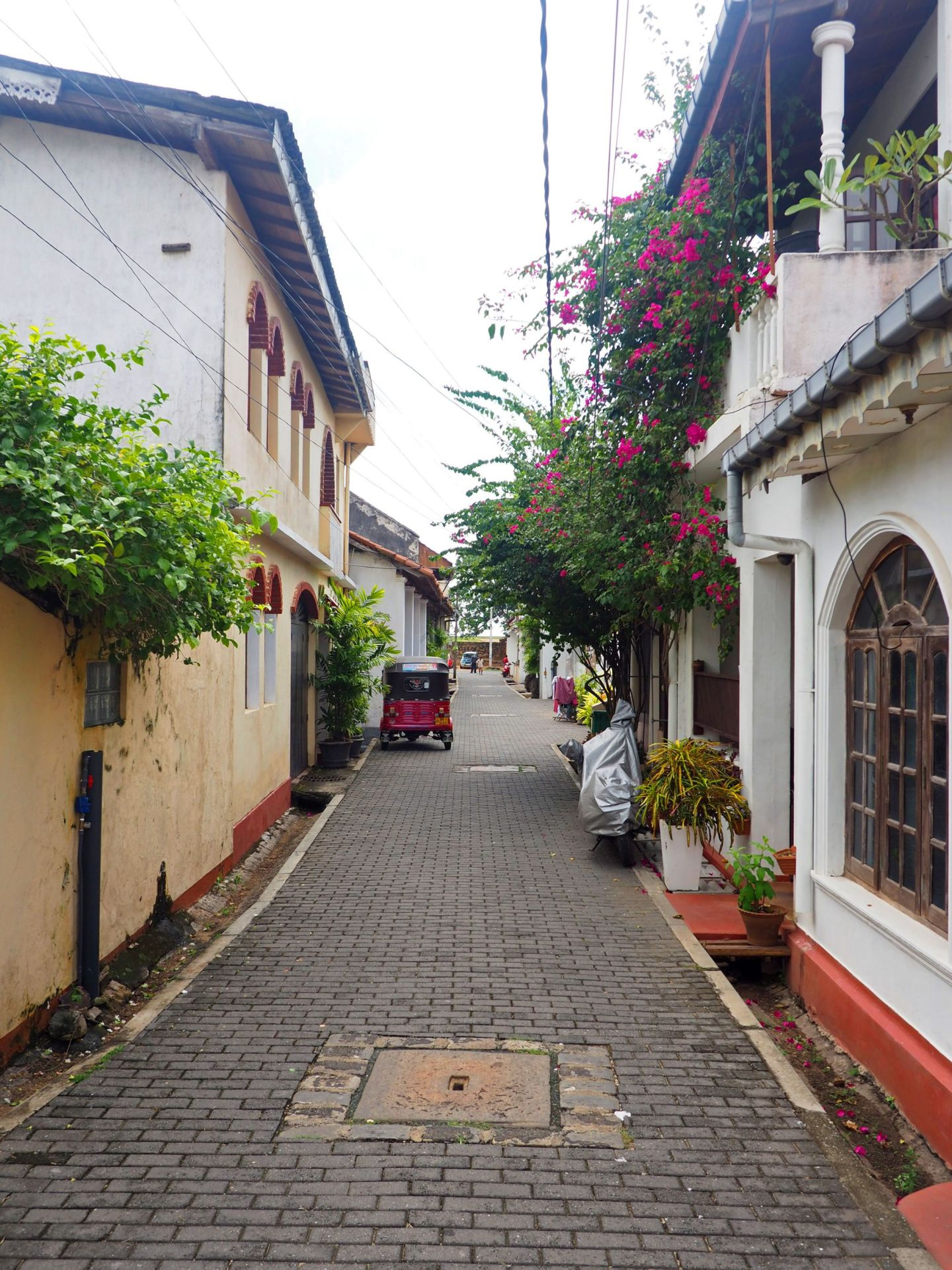Galle Colonial Streets