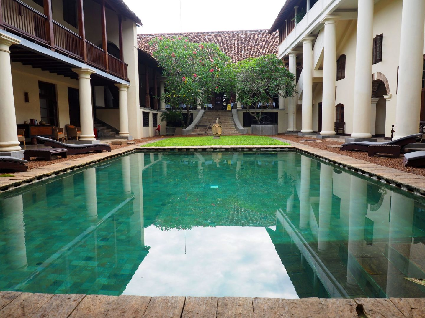 Galle Fort Hotel Pool