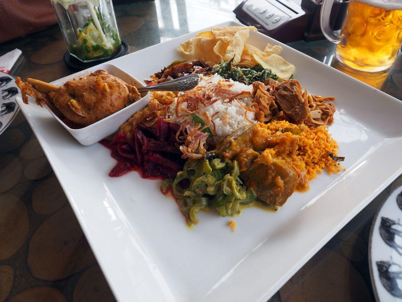 Sri Lankan Curry Ella