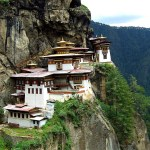The Tigers Nest Bhutan