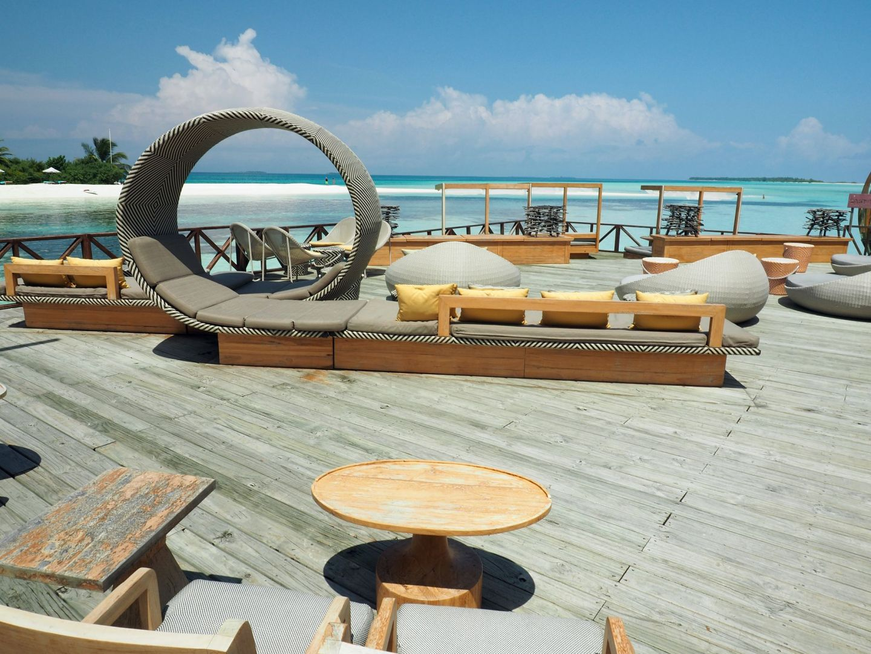 East Bar LUX Maldives