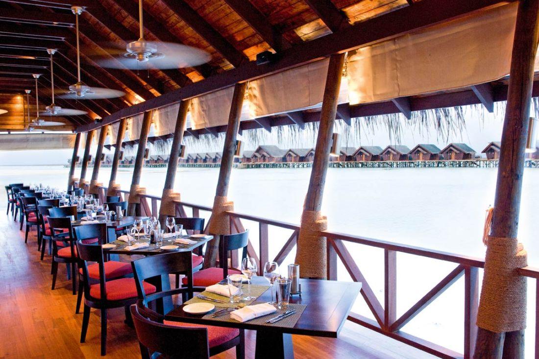 East Market Overwater Restaurant