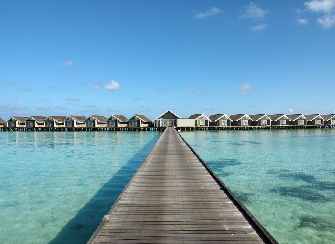 LUX South Ari Atoll Overwater Bungalows