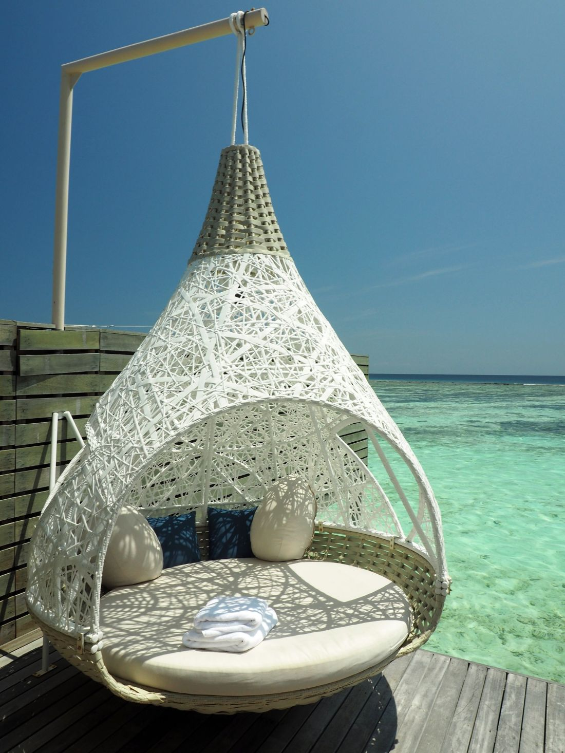 Love Nest Romantic Pool Water Villa LUX Maldives
