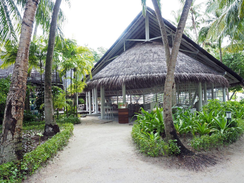 MIXE restaurant LUX Maldives