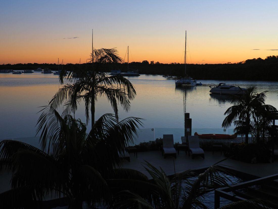 Dusk Sails Port Macquarie