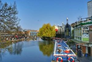 Regent's Canal Paddington London