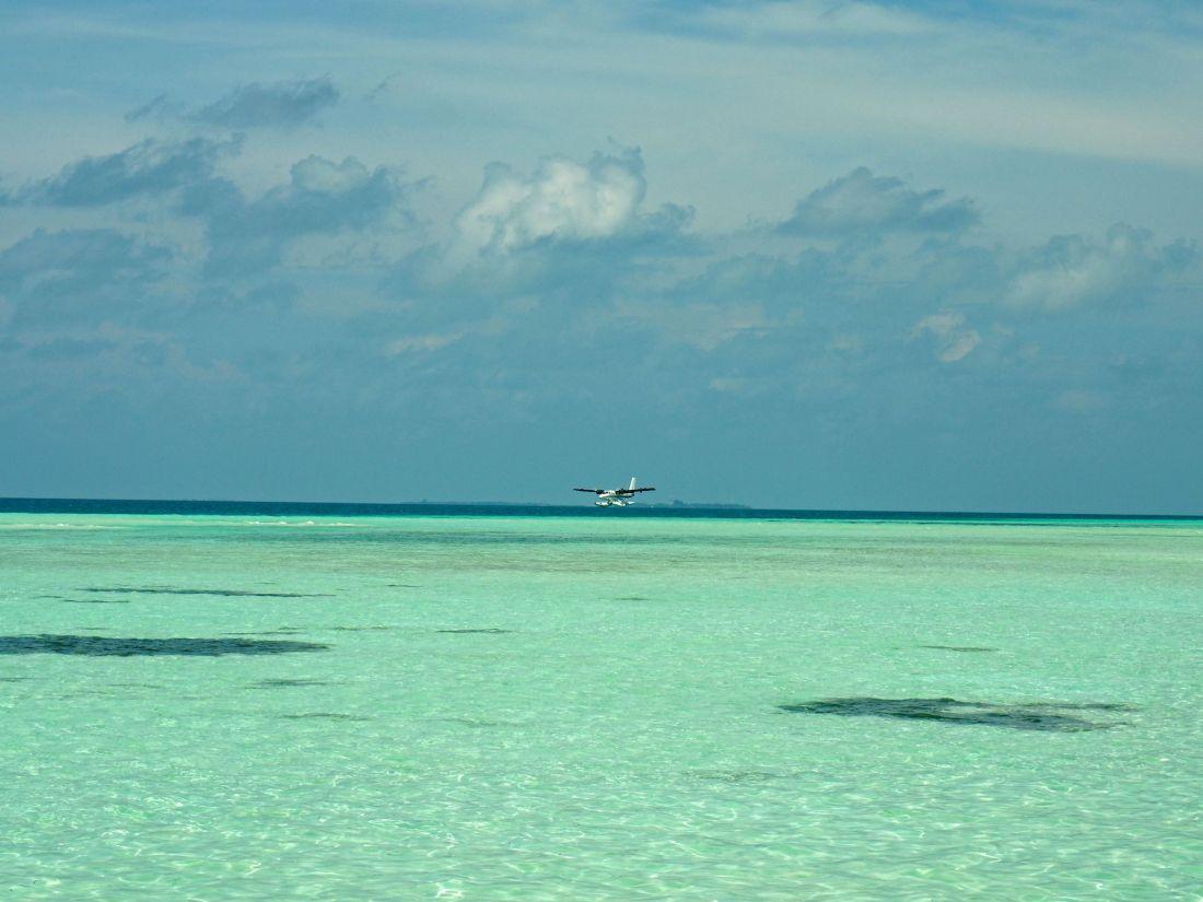 Seaplane LUX Maldives