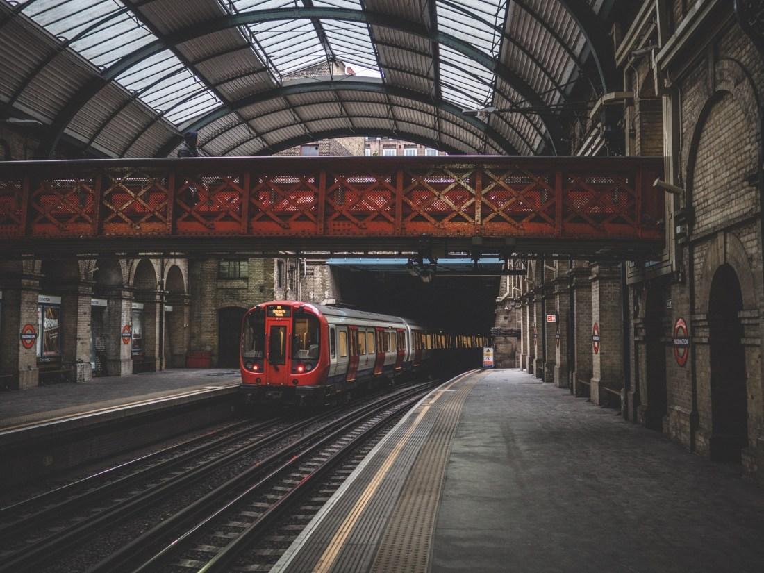 Paddington Station London