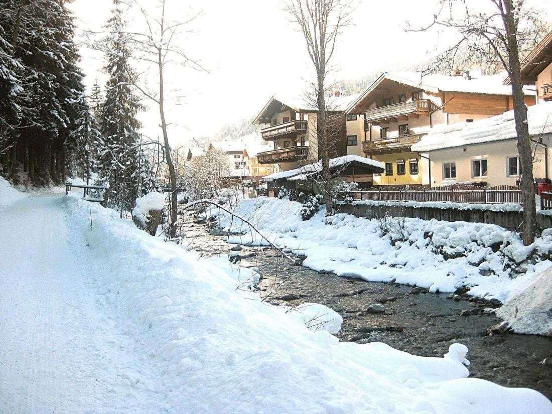 Saalbach Village