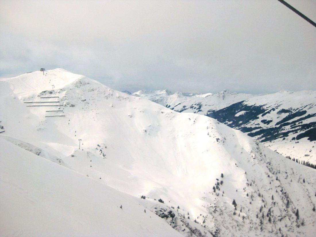 Saalbach mountains