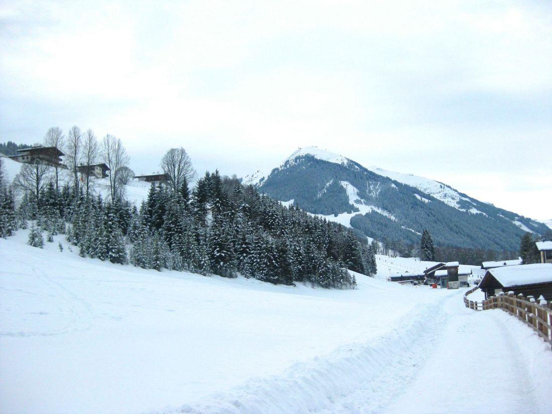 Snowy Saalbach