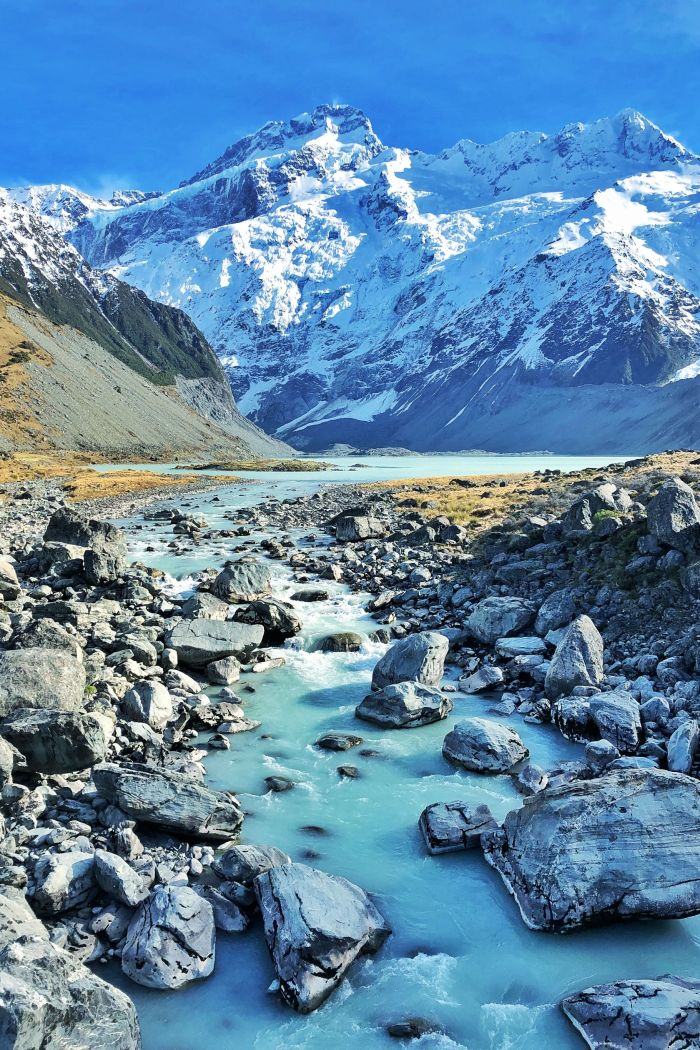 Five Must See Places to Visit in New Zealand's South Island