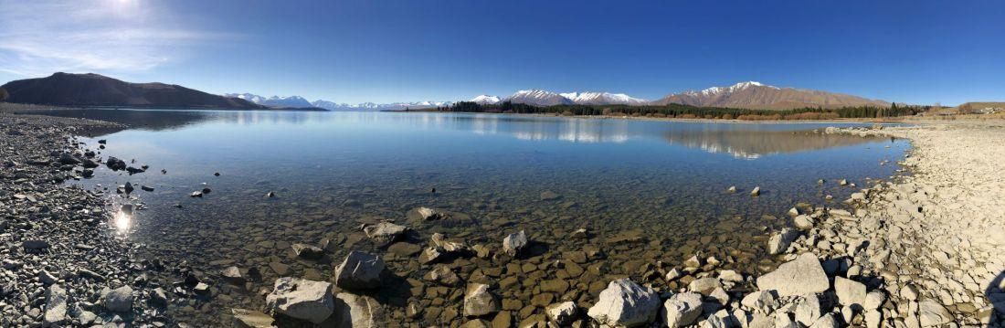 Lake Tekapo Panorama