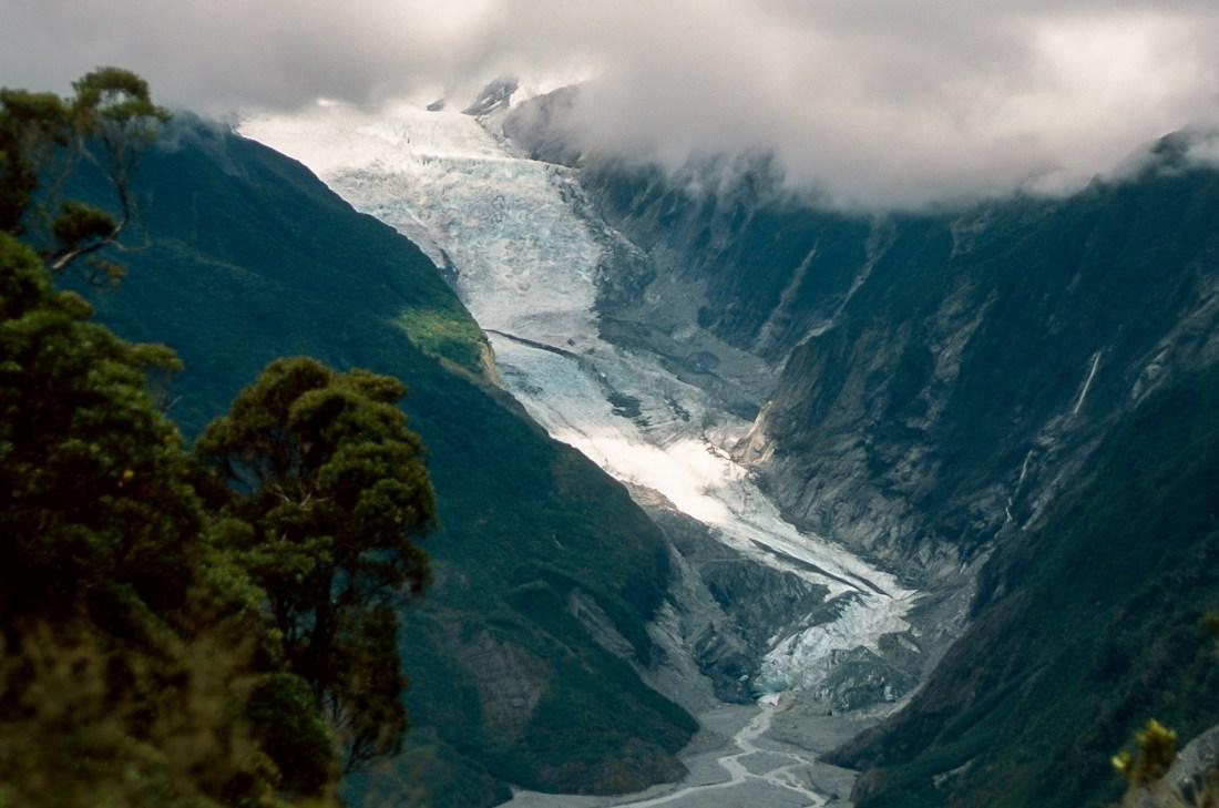 Franz Josef New Zealand