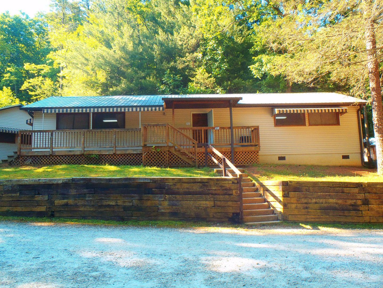 Cabin at Summer Camp