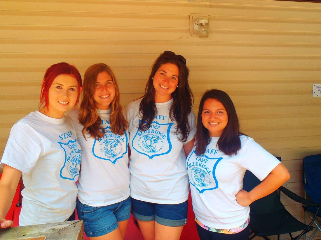 Camp Counsellors