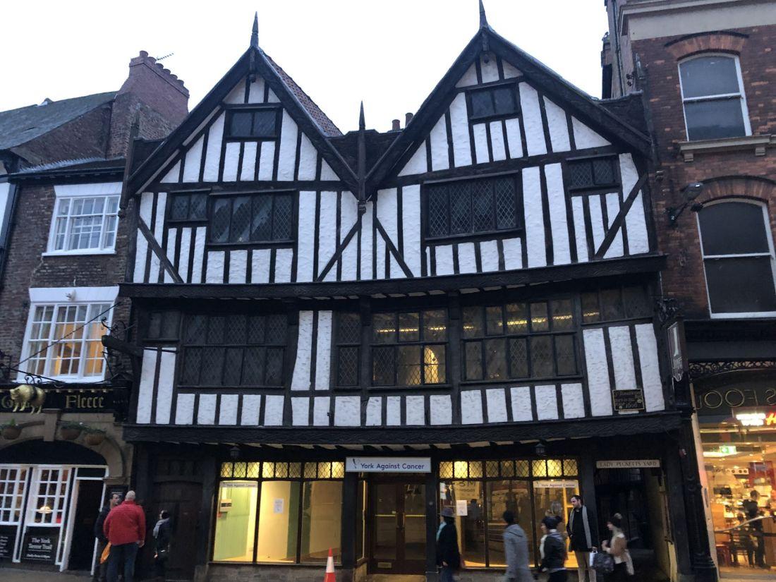 York Medieval Building