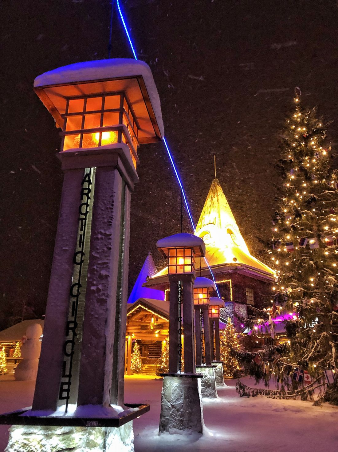 Arctic Circle Rovaniemi Five - Must Have Experiences in Finnish Lapland