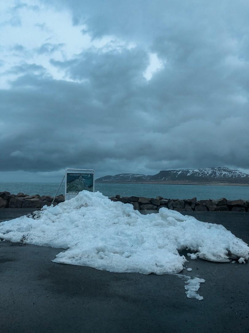 Grundarfjörður Snow