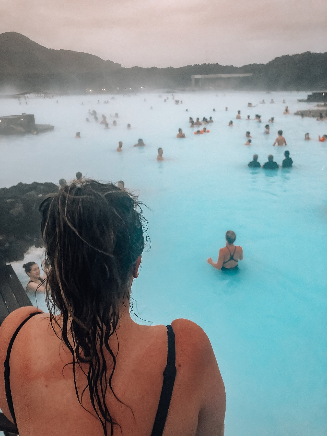 Visiting Iceland S Blue Lagoon In Winter The Aussie