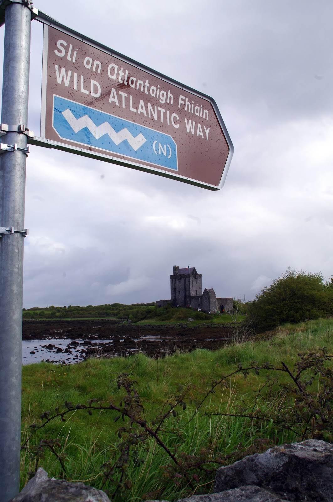 Wild Atlantic Way Ireland Road Trip