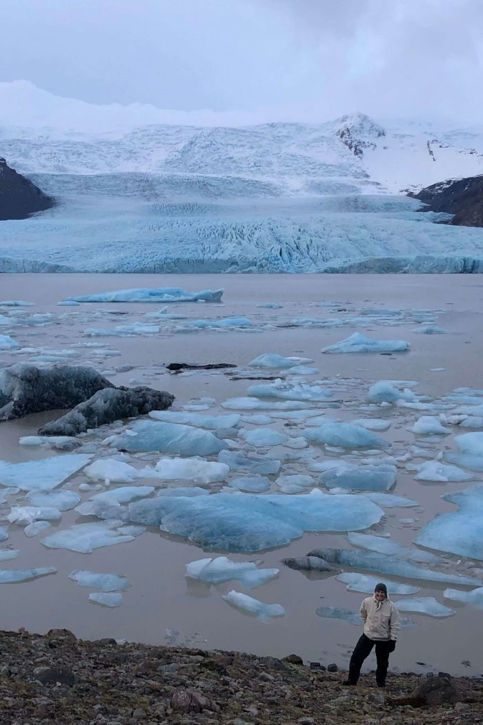 Fjallsarlon: The Other Glacier Lagoon