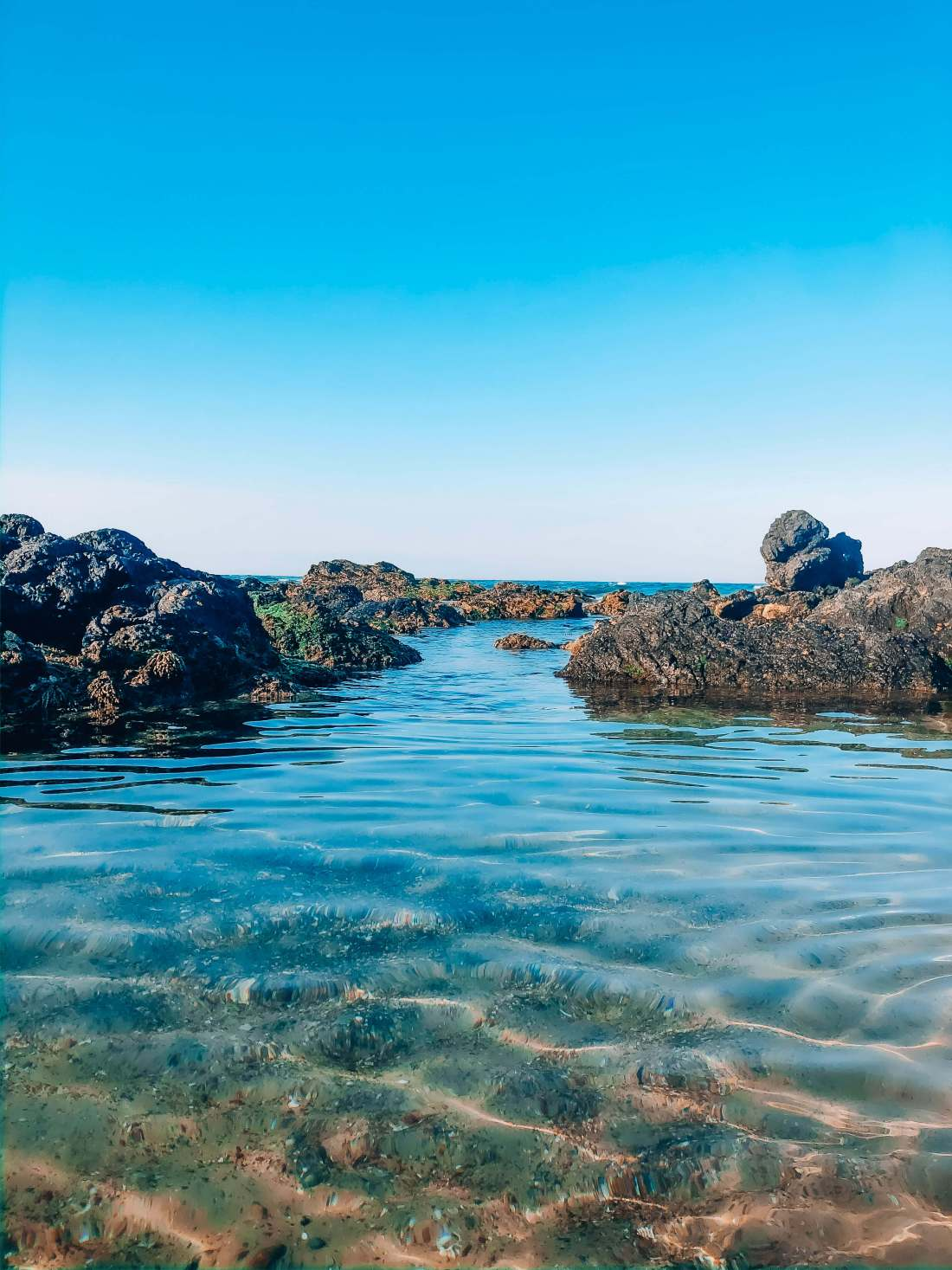 Oxley Beach Rockpool Port Macquarie