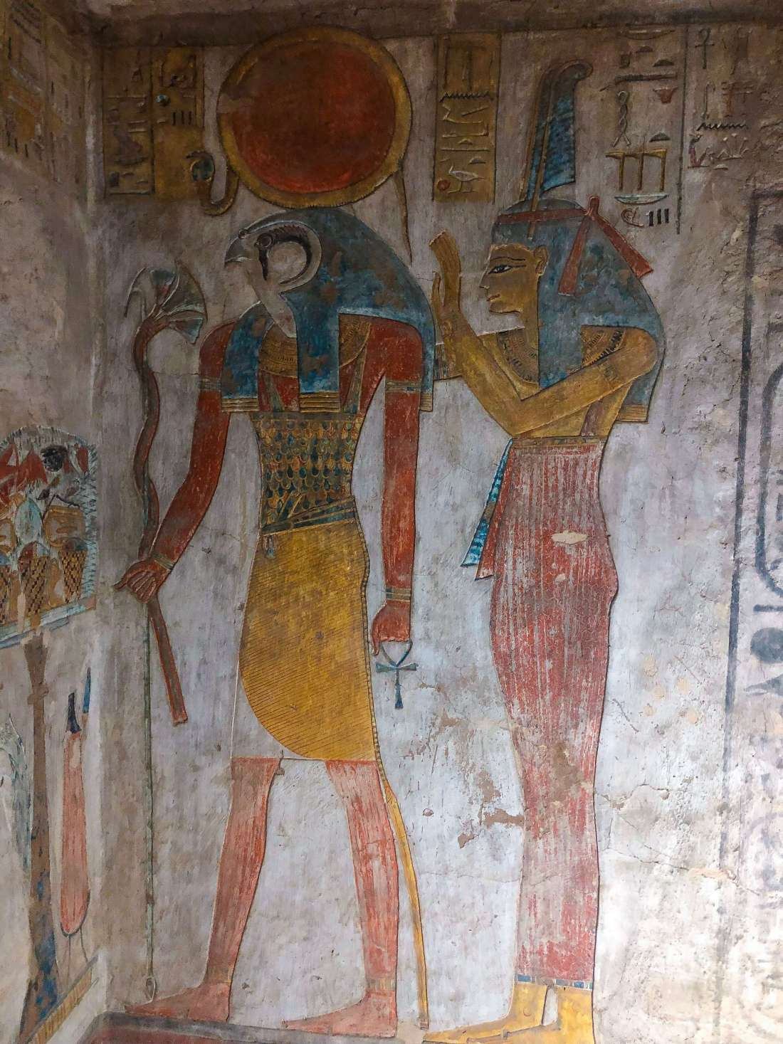 Paintings-Valley-of-the-Kings-Luxor