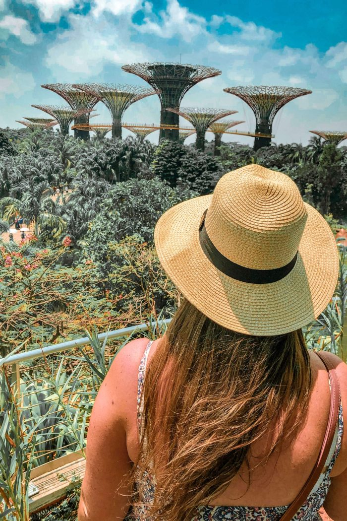 The Cost of a 24 Hour Stopover in Singapore