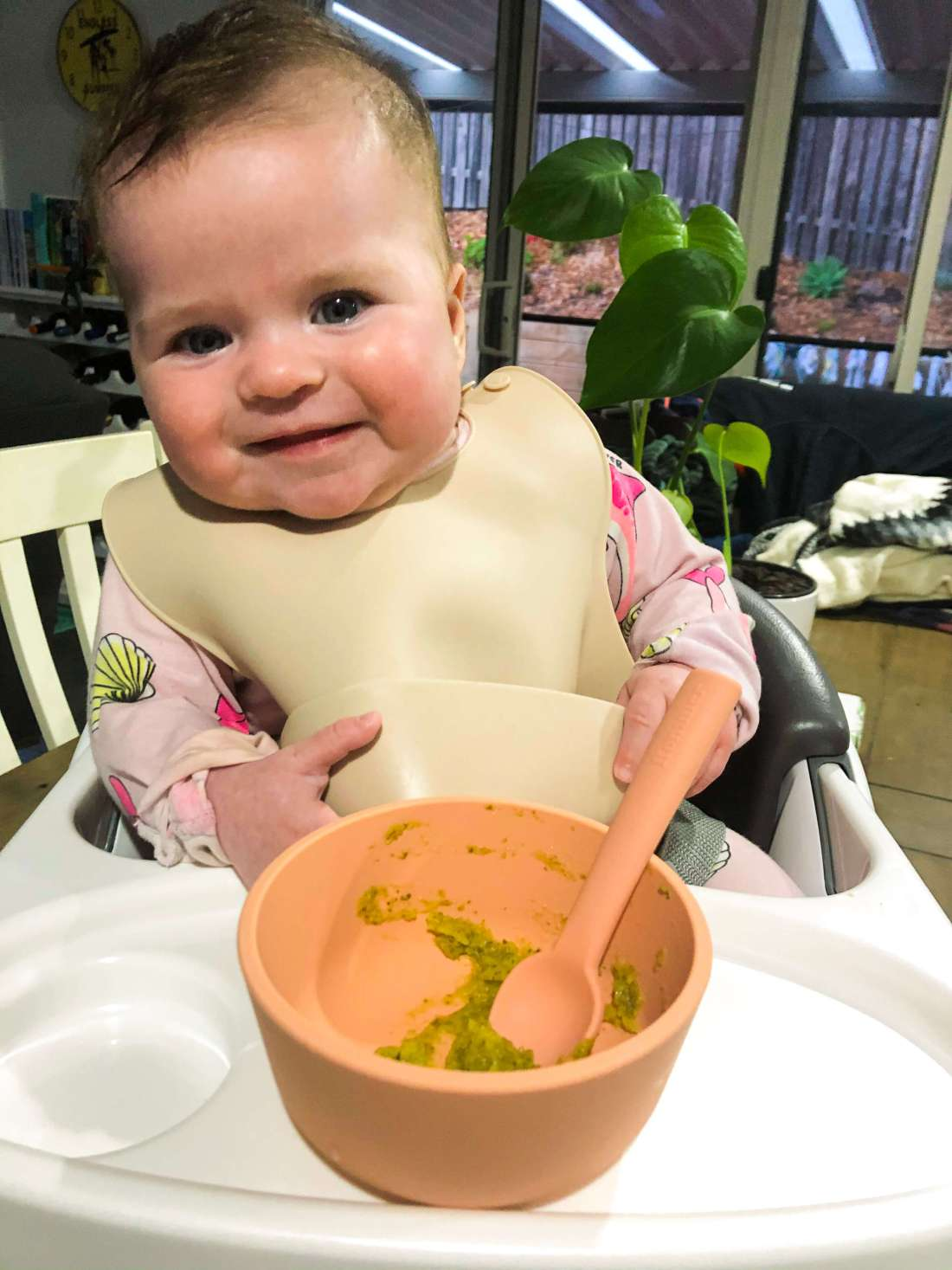 Vegetable-First-Baby-Weaning-Broccoli