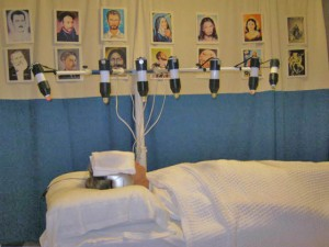 John of God Crystal Healing Beds