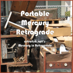 Kramer Wetzel - Portable Mercury Retrograde - Astrology Book