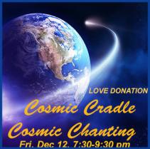 Cosmic Cradle Lecture - Spiritual Dimensions of Life Before Birth - Austin Eastside Yoga