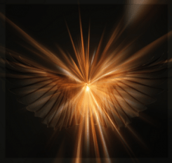 The Austin Alchemist Media Company offers body mind spirit news resources and events - angel-wings-light-energy