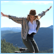 The Austin Alchemist Media Company offers body mind spirit news resources and events - woman-jumping-mountain-freedom
