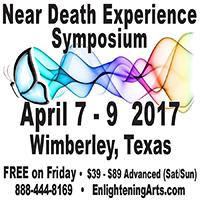 Near Death Experience Symposium 2017 - Austin - Wimberley Texas