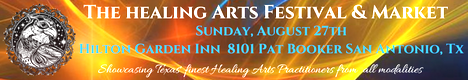Healing Arts Festival And Market - San Antonio