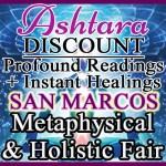 Ashtara Sasha White - San Marcos Metaphysical and Holistic Fair