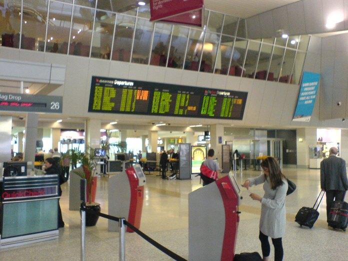 Melbourne Airport Terminal 1